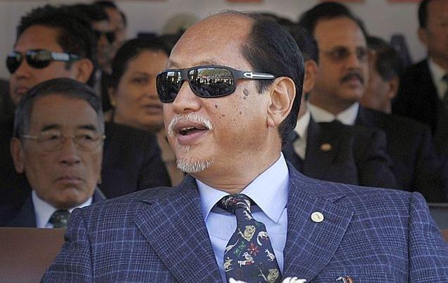 Lok Sabha MP Neiphiu Rio