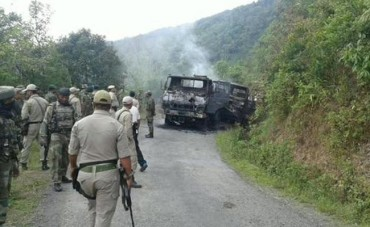 Manipur: 'Waiting to happen'