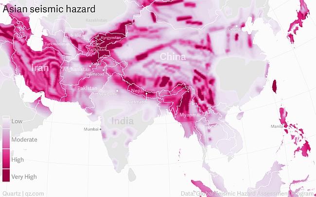 earthquake-zones-asia