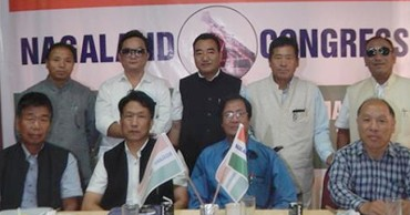 New party 'Nagaland Congress' formed
