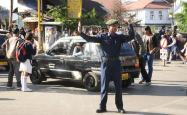 Traffic violators made to attend counselling course in Meghalaya