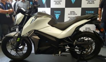 Introducing T6X – India's first Electric motorcycle priced at ₹ 1.2 Lakh