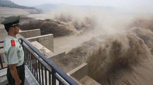 china-dam