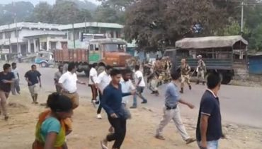 Section 144 CrPc in force in NH-29, Chumu areas