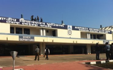 Chartered plane with Rs 3.5 Cr. cash held at Dimapur airport