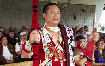 Ao Seden banishes minister Nuklutoshi from Ao territory