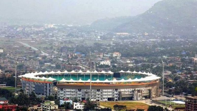 New cricket stadium in Guwahati ready for India Vs Australia ODI
